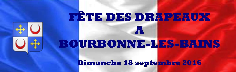 Fête des drapeaux Bourbonne